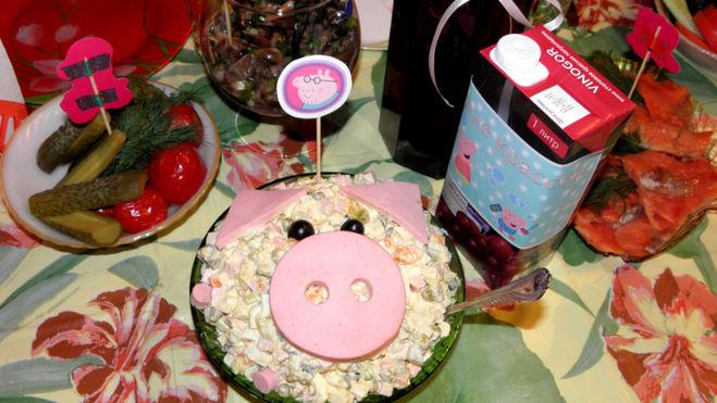 Салаты на Новый год 2021. Простые и вкусные рецепты новогодних салатов этап 62