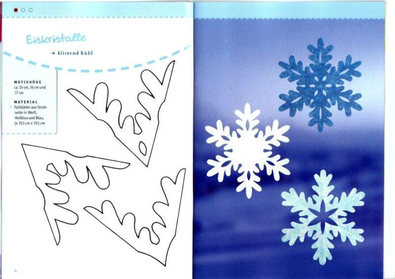 Снежинки своими руками на Новый год 2020. Поэтапные и пошаговые инструкции по изготовлению снежинок этап 93