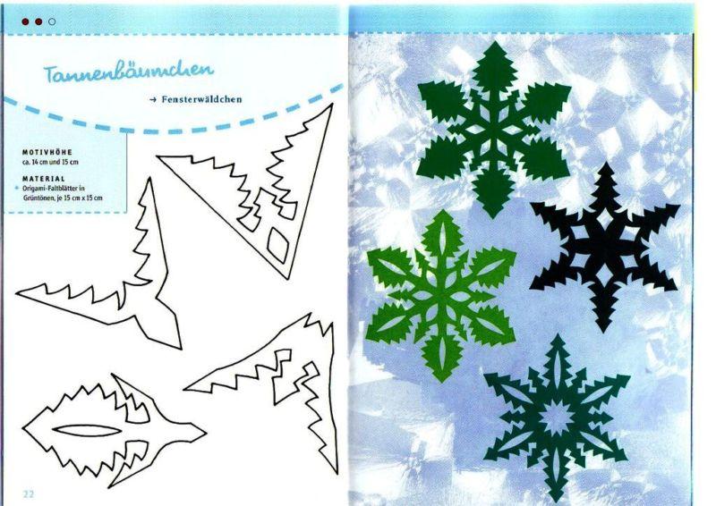 Снежинки своими руками на Новый год 2020. Поэтапные и пошаговые инструкции по изготовлению снежинок этап 95