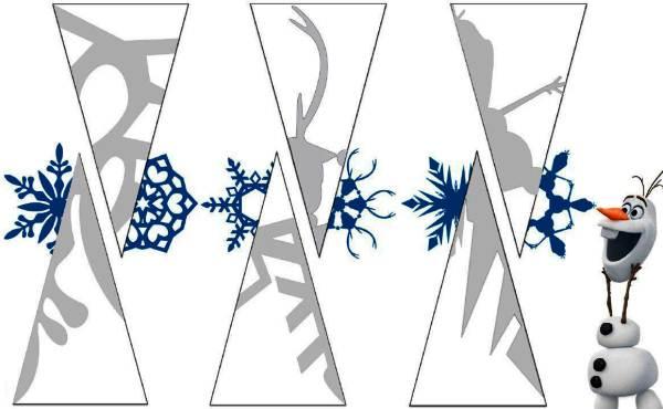 Снежинки из бумаги: шаблоны для вырезания + схемы. Скачивай и распечатывай! этап 40
