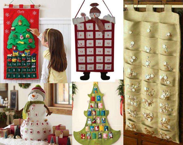 Адвент-календарь для детей к Новому году своими руками с шаблонами и заданиями, которые можно распечатать этап 32