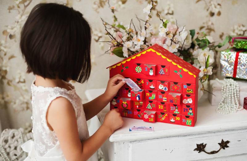 Адвент-календарь для детей к Новому году своими руками с шаблонами и заданиями, которые можно распечатать этап 24