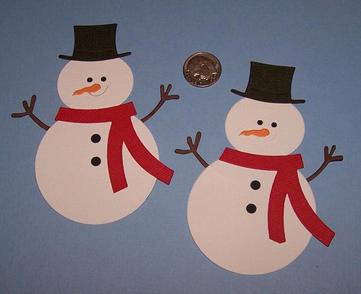 Снеговик своими руками на Новый год из подручных материалов этап 83