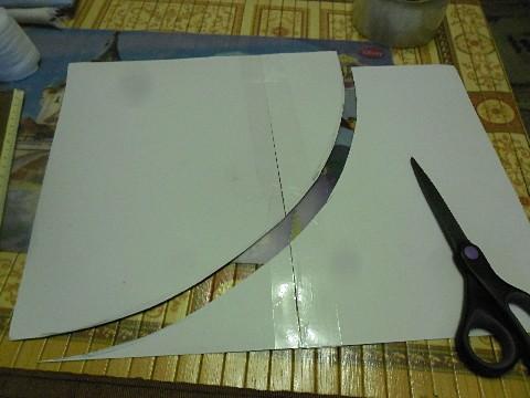Объемная елка из бумаги — схемы и трафареты для создания елки своими руками этап 94