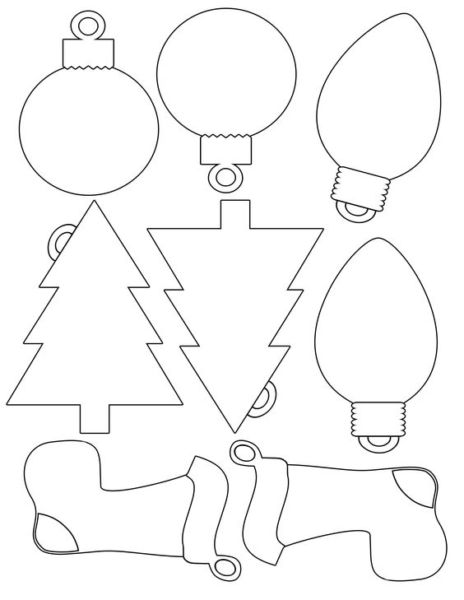 Игрушки из фетра своими руками — выкройки и шаблоны для начинающих этап 59