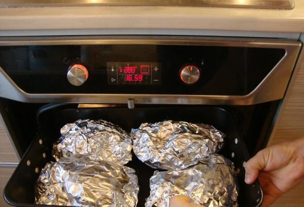 Как приготовить форель в духовке вкусно и быстро? 6 рецептов этап 42