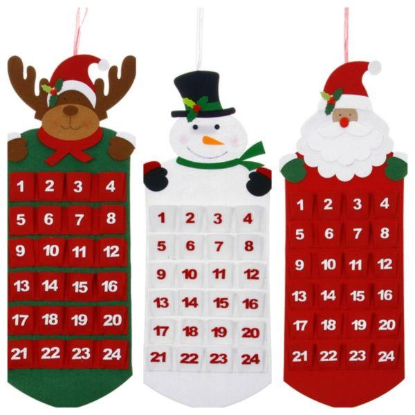 Адвент-календарь для детей к Новому году своими руками с шаблонами и заданиями, которые можно распечатать этап 35