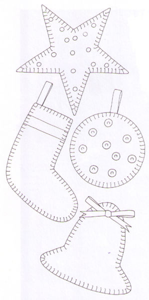 Игрушки из фетра своими руками — выкройки и шаблоны для начинающих этап 47