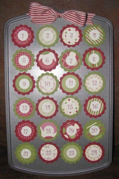 Адвент-календарь для детей к Новому году своими руками с шаблонами и заданиями, которые можно распечатать этап 28