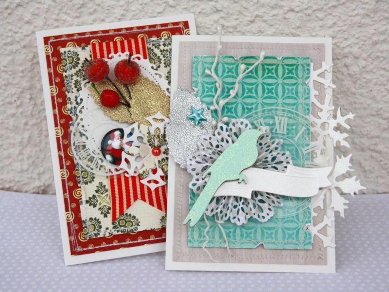 Новогодние открытки своими руками для детей: мастер-классы и шаблоны открыток на Новый год 2021 этап 129
