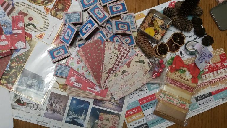 Адвент-календарь для детей к Новому году своими руками с шаблонами и заданиями, которые можно распечатать этап 10