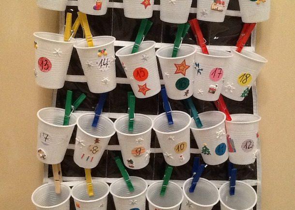 Адвент-календарь для детей к Новому году своими руками с шаблонами и заданиями, которые можно распечатать этап 8