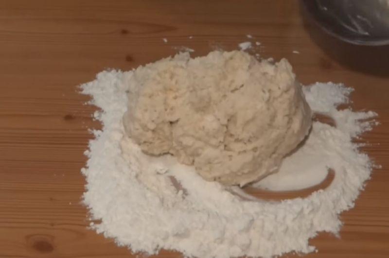 Тесто для домашних пельменей — 10 рецептов эластичного пельменного теста этап 12