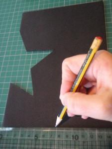 Новогодние открытки своими руками для детей: мастер-классы и шаблоны открыток на Новый год 2021 этап 34
