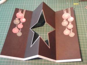 Новогодние открытки своими руками для детей: мастер-классы и шаблоны открыток на Новый год 2021 этап 37
