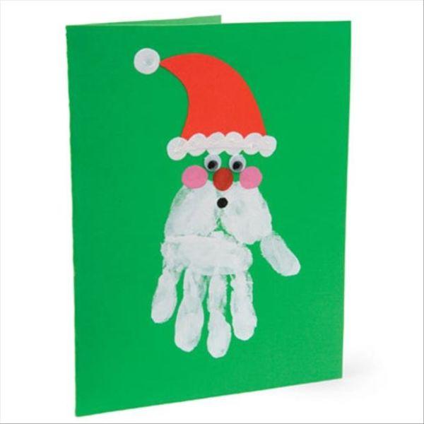 Новогодние открытки своими руками для детей: мастер-классы и шаблоны открыток на Новый год 2021 этап 50