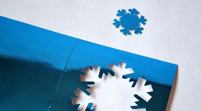 Новогодние открытки своими руками для детей: мастер-классы и шаблоны открыток на Новый год 2021 этап 78