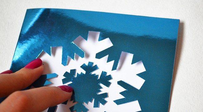 Новогодние открытки своими руками для детей: мастер-классы и шаблоны открыток на Новый год 2021 этап 80