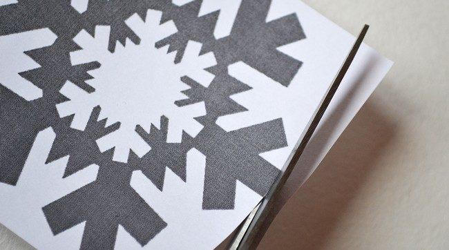 Новогодние открытки своими руками для детей: мастер-классы и шаблоны открыток на Новый год 2021 этап 72