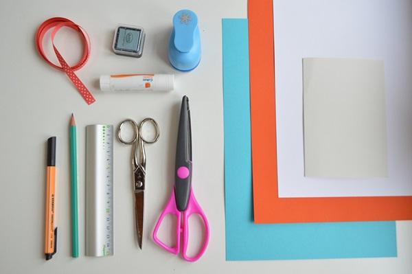 Новогодние открытки своими руками для детей: мастер-классы и шаблоны открыток на Новый год 2021 этап 3
