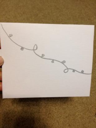 Новогодние открытки своими руками для детей: мастер-классы и шаблоны открыток на Новый год 2021 этап 134