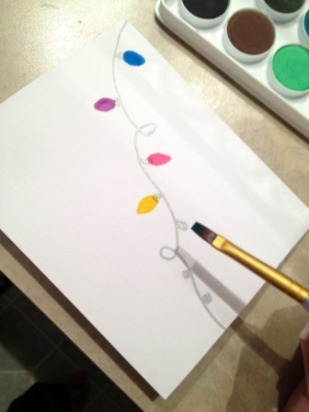 Новогодние открытки своими руками для детей: мастер-классы и шаблоны открыток на Новый год 2021 этап 135