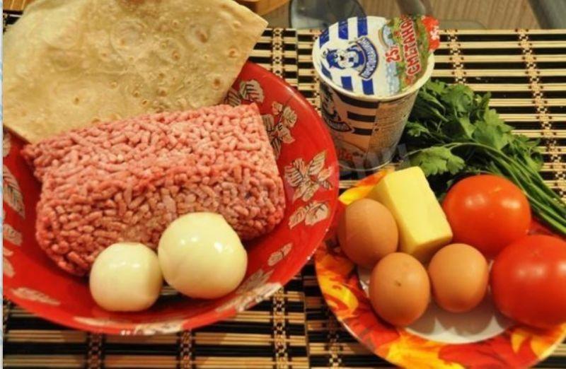 Рулеты из лаваша с разными начинками — 10 простых и вкусных рецептов на праздничный стол этап 44