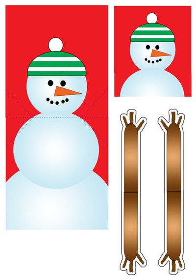 Новогодние открытки своими руками для детей: мастер-классы и шаблоны открыток на Новый год 2021 этап 25