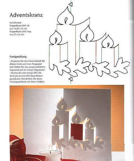 Новогодние открытки своими руками для детей: мастер-классы и шаблоны открыток на Новый год 2021 этап 67