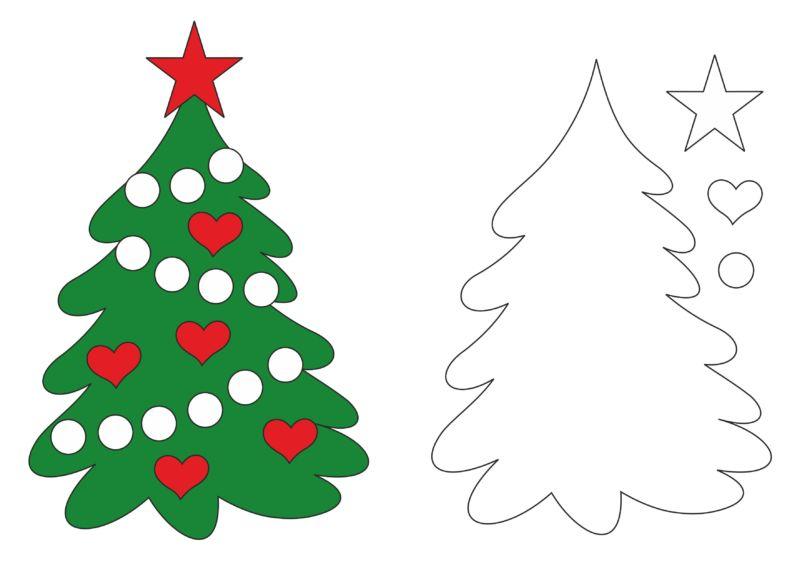 Новогодние открытки своими руками для детей: мастер-классы и шаблоны открыток на Новый год 2021 этап 65