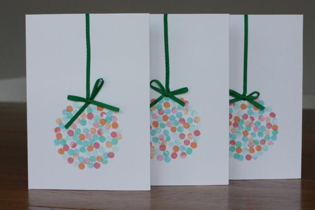Новогодние открытки своими руками для детей: мастер-классы и шаблоны открыток на Новый год 2021 этап 26