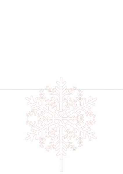 Новогодние открытки своими руками для детей: мастер-классы и шаблоны открыток на Новый год 2021 этап 87