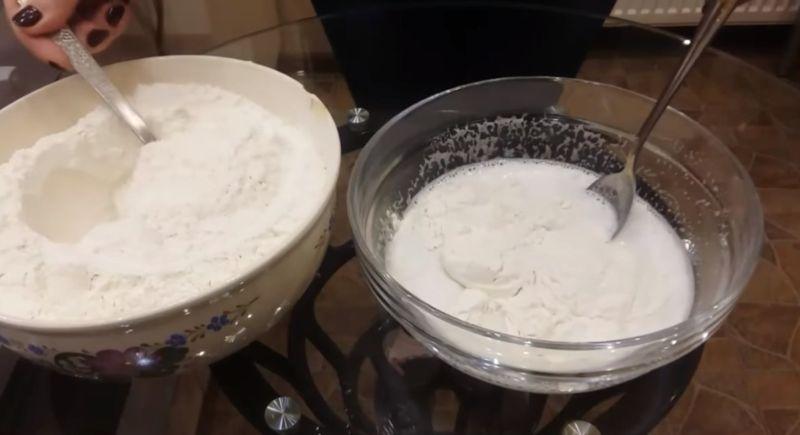Тесто для домашних пельменей — 10 рецептов эластичного пельменного теста этап 18