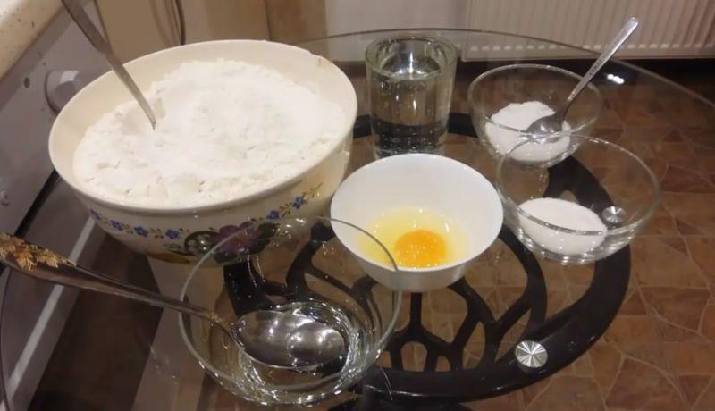 Тесто для домашних пельменей — 10 рецептов эластичного пельменного теста этап 16