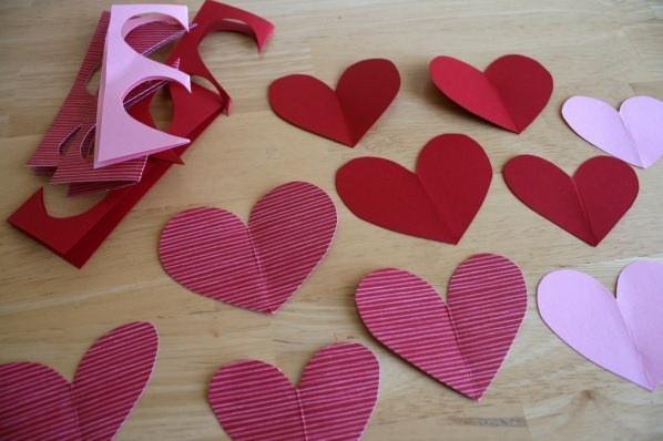 Поделки на День Святого Валентина своими руками для детей: самые красивые идеи поделок на 14 февраля этап 91