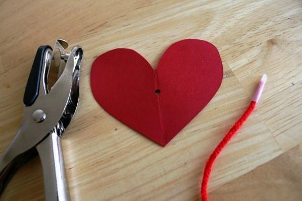 Поделки на День Святого Валентина своими руками для детей: самые красивые идеи поделок на 14 февраля этап 92