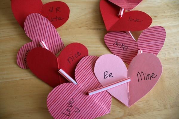 Поделки на День Святого Валентина своими руками для детей: самые красивые идеи поделок на 14 февраля этап 94