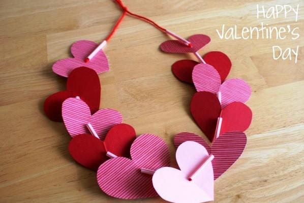 Поделки на День Святого Валентина своими руками для детей: самые красивые идеи поделок на 14 февраля этап 89