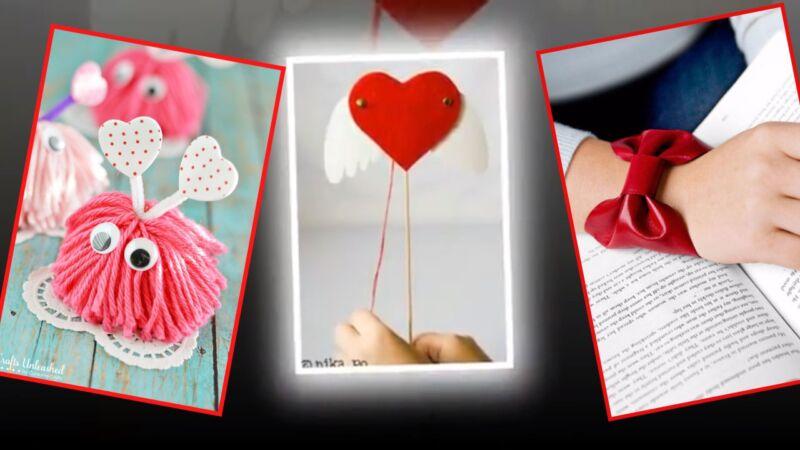 Подарки на 14 февраля своими руками: 70 оригинальных идей + мастер-классы этап 53