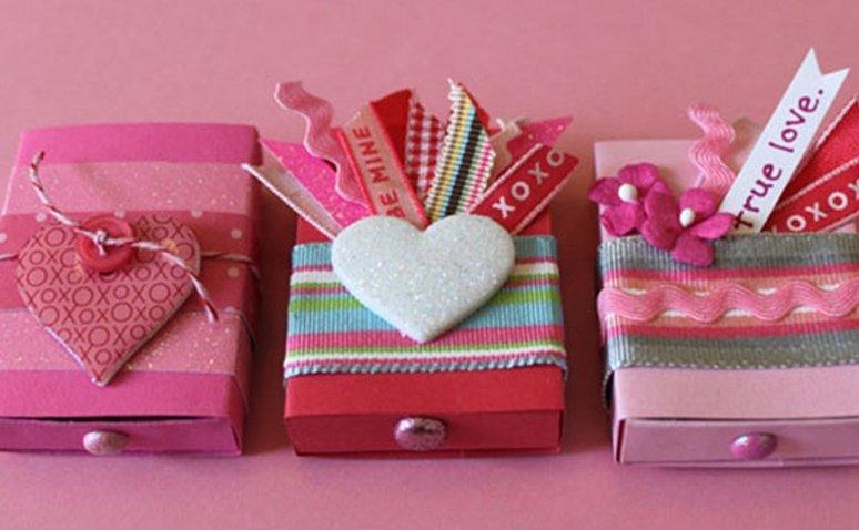 Подарки на 14 февраля своими руками: 70 оригинальных идей + мастер-классы этап 55