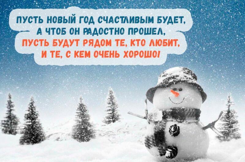 С Новым годом 2019! Поздравления с Новым годом Свиньи в стихах и с картинками этап 10
