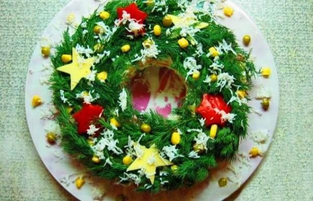 Салаты на Рождество Христово 2020 — 5 простых и вкусных рецептов этап 10