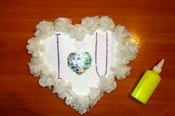 Поделки на День Святого Валентина своими руками для детей: самые красивые идеи поделок на 14 февраля этап 102