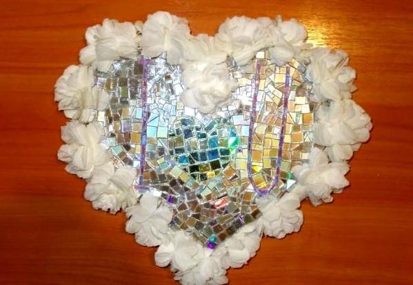 Поделки на День Святого Валентина своими руками для детей: самые красивые идеи поделок на 14 февраля этап 103
