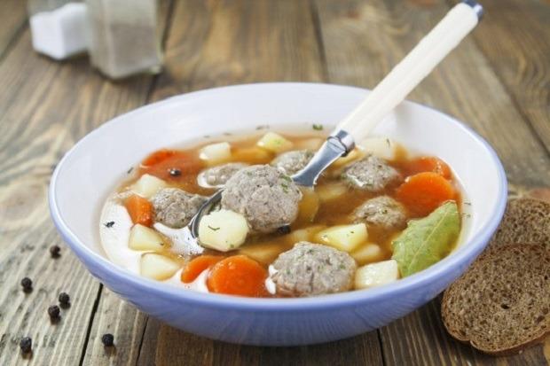 Суп с фрикадельками — 7 самых вкусных рецептов этап 6