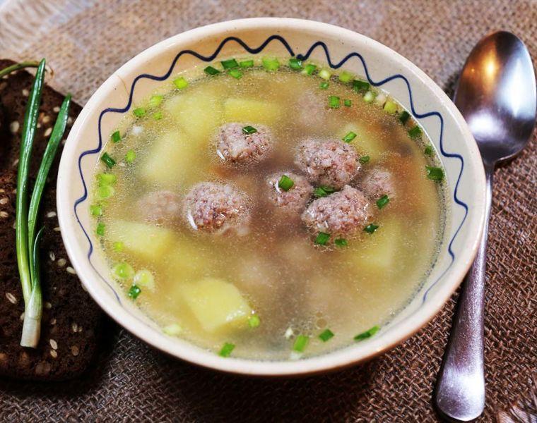 Суп с фрикадельками — 7 самых вкусных рецептов