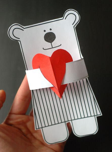 Поделки на День Святого Валентина своими руками для детей: самые красивые идеи поделок на 14 февраля этап 31