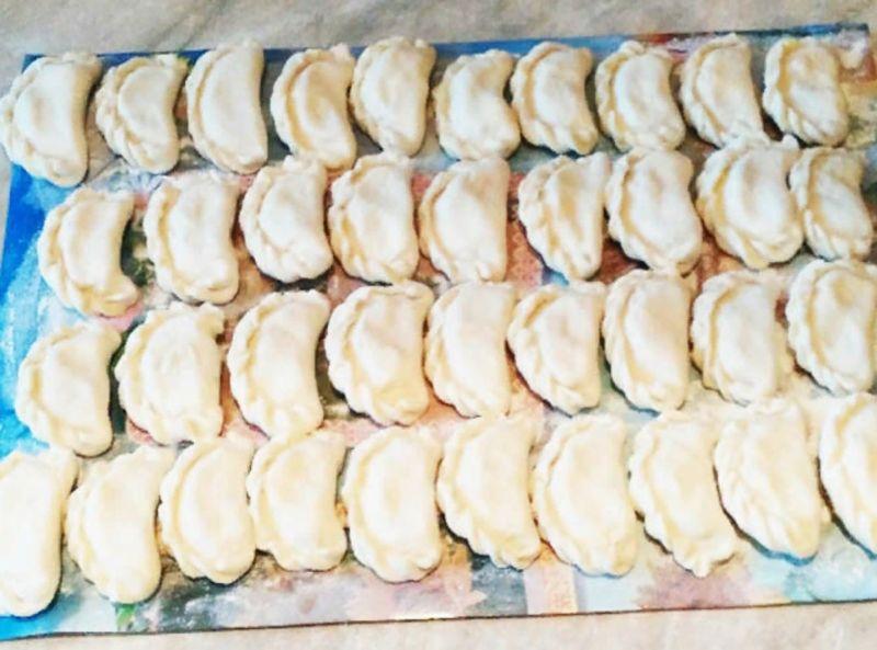 Вареники с картошкой: 6 пошаговых рецептов для приготовления дома этап 17