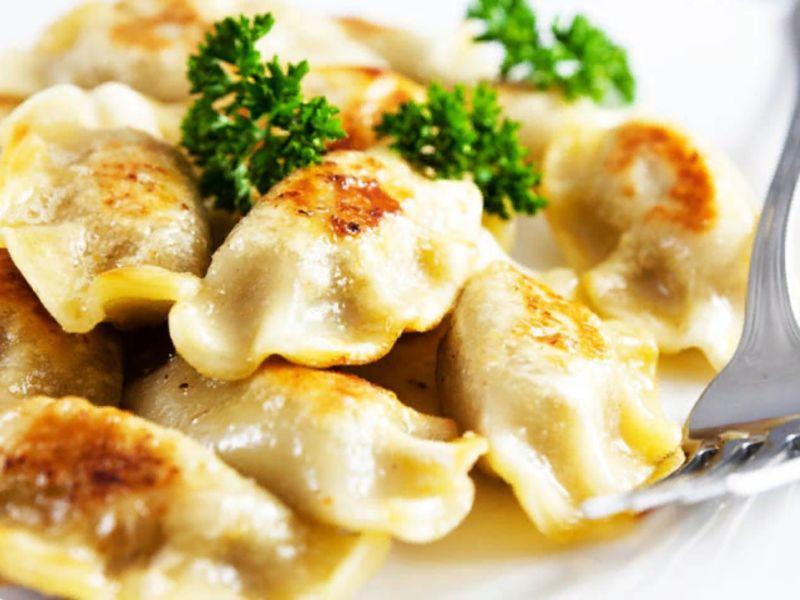 Вареники с картошкой: 6 пошаговых рецептов для приготовления дома этап 18