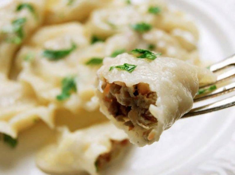 Вареники с картошкой: 6 пошаговых рецептов для приготовления дома этап 31